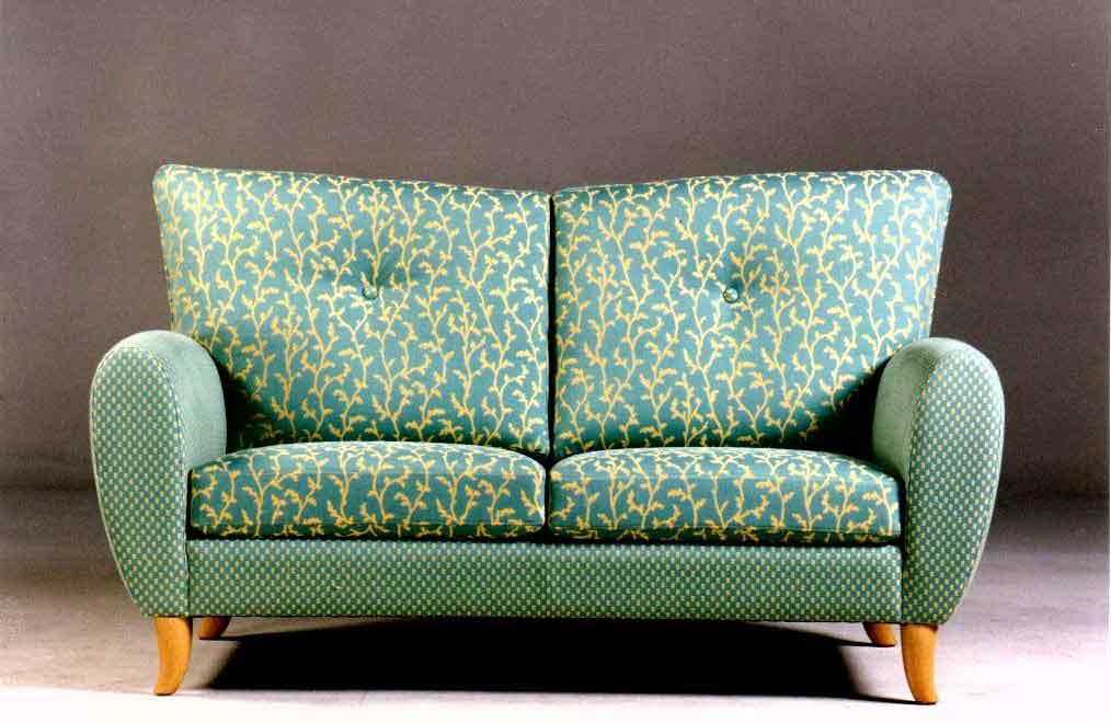 J.COULON : Canapé et fauteuil